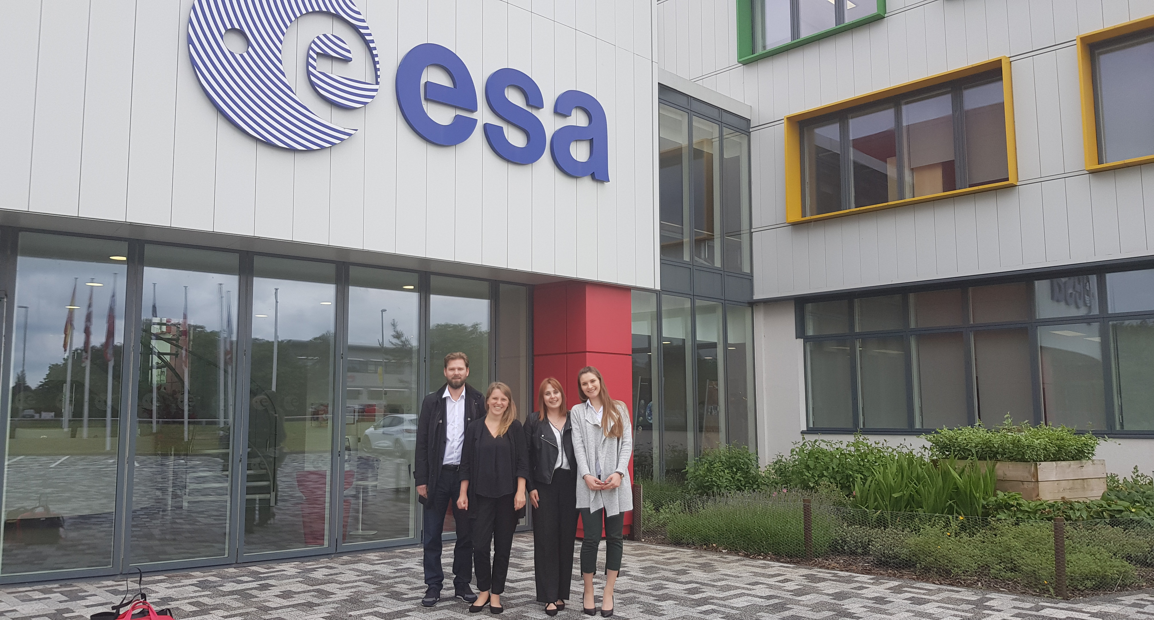 Our first ESA project